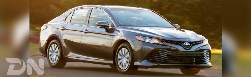 Тест-драйв и обзор Toyota Camry