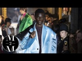 Raf Simons Spring 2019 Menswear Show M2M