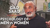 Gad Saad on the Sciences, the Psychology of Men vs Women, and Robotics (Pt. 2)