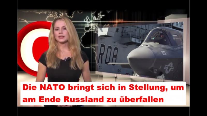 NATO macht sich weiter Kriegsbereit