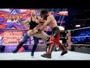 WWE Mania SummerSlam 2017Cesaro Sheamus c vs Dean Ambrose Seth Rollins Raw Tag Team Championship Match