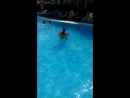 Дивноморск,детки в бассейне