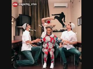 Анна Хилькевич записала видео вместе с группой
