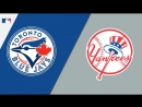 AL / 14.09.2018 / TOR Blue Jays @ NY Yankees (1/3)
