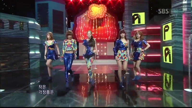 Comeback KARA [Step](639회)