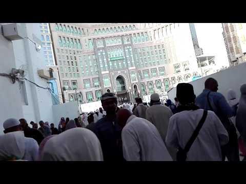 Khana Kaaba say Azizia janay ka Tareeqa GOVT. SCHEME KAY HUJJAJ KAY WASTAY