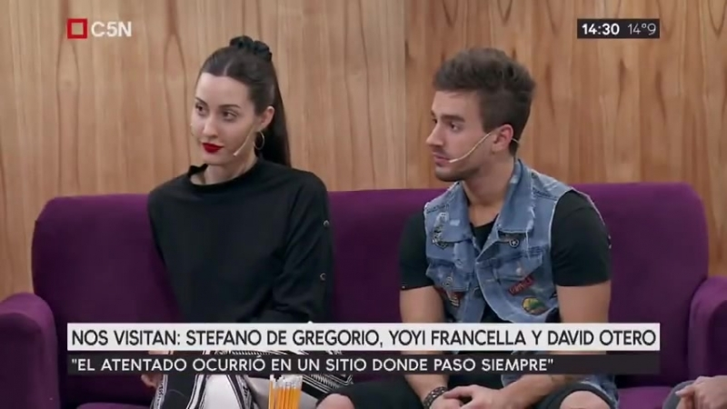 Tarde XTRA Stefano De Greorio, Yoyi Francella y David Otero