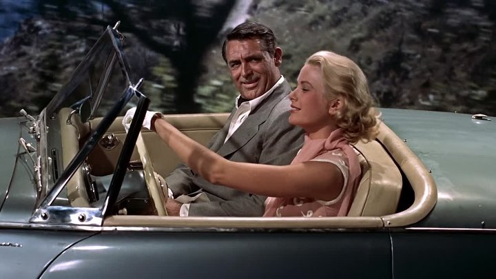 Поймать вора / To Catch a Thief (1955). 1080p FullHD.