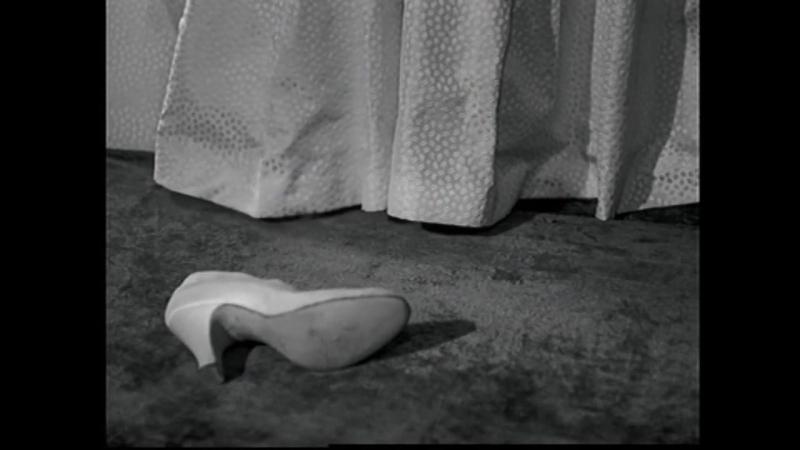 Потеряная туфелька (из кф Римские каникулы, 1953)