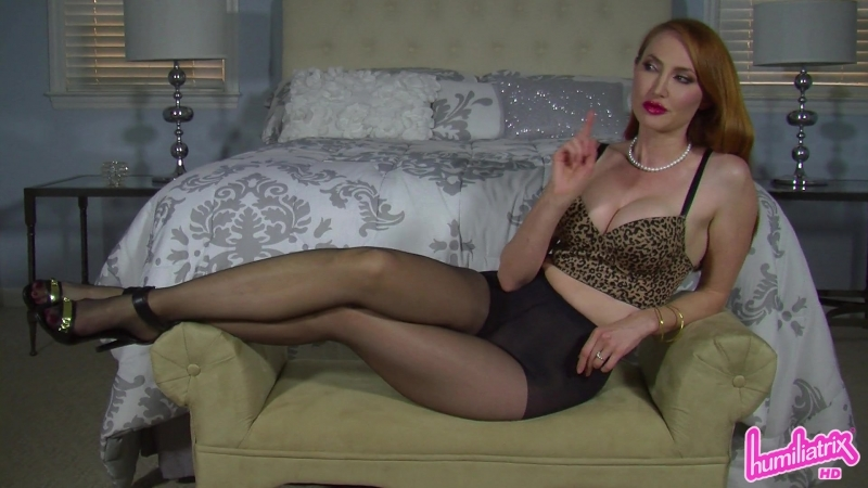 Kendra James - Your Dominant Boss Kendra Locks You Into Cuckold Chastity