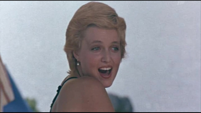 Фильм Спортлото 82 - Песня Только Любовь (Ксения Георгиади), 1982 год