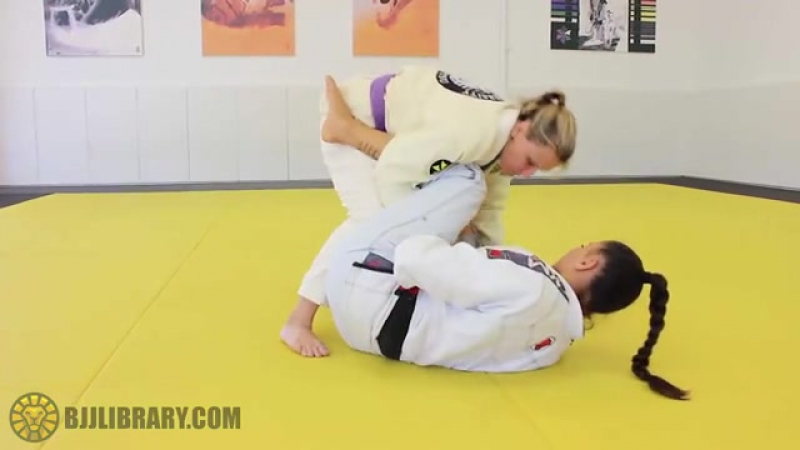Spider Guard 1 - Basic Lasso Guard Sweep