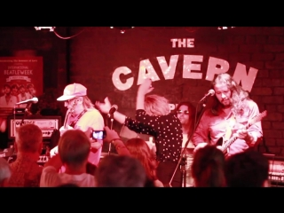 Yer Blues - LIVERPOOL 2017 - ALYONA and Back from the USSR band