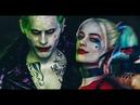 Тату рукав по мотивам комикса DC Отряд самоубийц/Харли Квинн и Джокер...