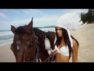 Day on the Beach ( Сексуальная, Приват Ню, Private Модель, Nude 18+ )