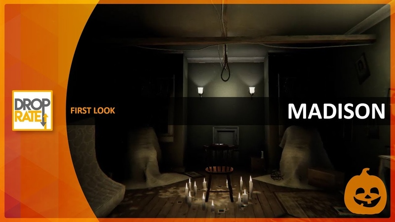 First Look: 'MADiSON' Demo (Itch.io)