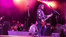 Gene Simmons Band w/ 13 yr old drummer Logan Robot Gladden Nothin' To Lose (KISS) fan @ CHS Field MN