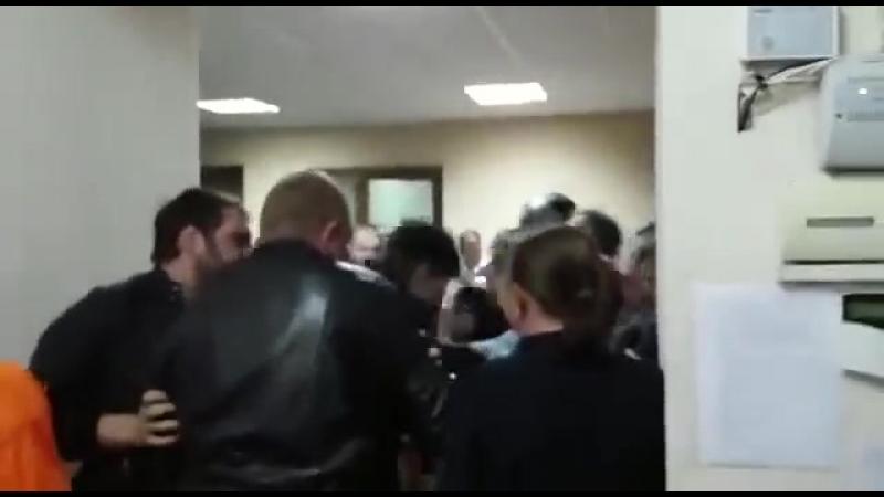 «Правопреемники бывшего СССР» в кисловодской администрации, 9 августа 2018 года