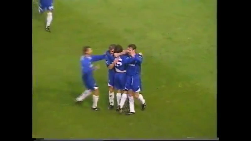 Gianfranco Zola scored this goal for CFC