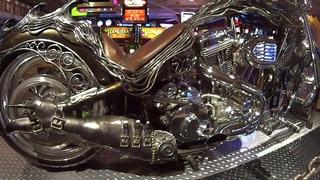 Medusa Head Custom Motorcycle
