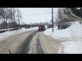 Как чистят чебоксарские улицы
