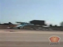 MiG-29 Low Flyby ЛОС АНЖЕЛЕС
