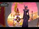 Однокнопочный МАГ в World of Warcraft Battle for Azeroth №42 Мифики Рейд и недельный сундук