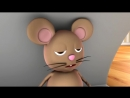 Hickory Dickory Dock Karaoke Version With Lyrics HD from LittleBabyBum!