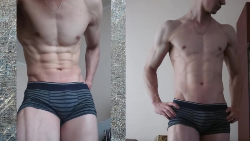 [Ectomorph / Hardgainer] История эктоморфа | До и После | За 1-2 месяца 10-15 кг.