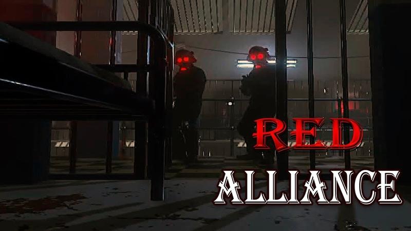 НОВЫЙ ХАЛФ ЛАЙФ! (ПЕРВЫЙ ХОРРОР НА ВЕБКУ) - Red Alliance (ПЕРВЫЙ ВЗГЛЯД, ОБЗОР)