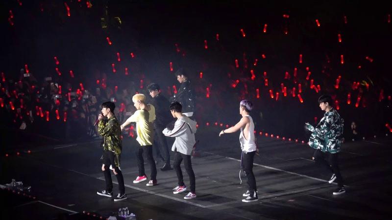 180818 아이콘 콘서트 iKON CONTINUE TOUR IN SEOUL|벌떼 B-DAY