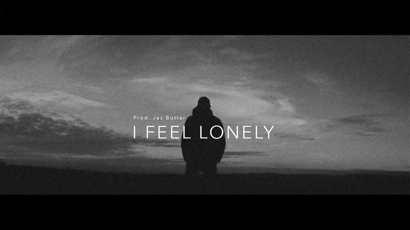 Post Malone x 6Lack Type Beat - I Feel Lonely | Hip Hop Sad Rap Beat Instrumental