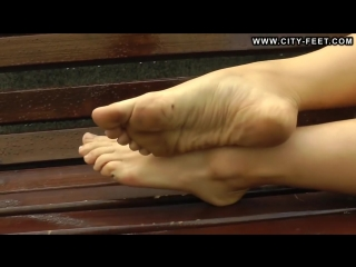 Graceful, Sexy and Dirty Feet