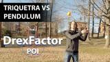 Poi Dancing Tutorial Triquetra vs Pendulum