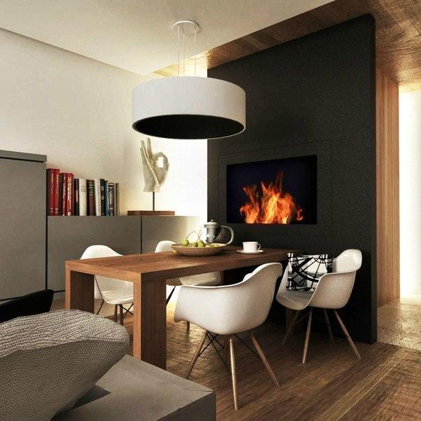 Проект дизайн интерьера небольшой квартиры