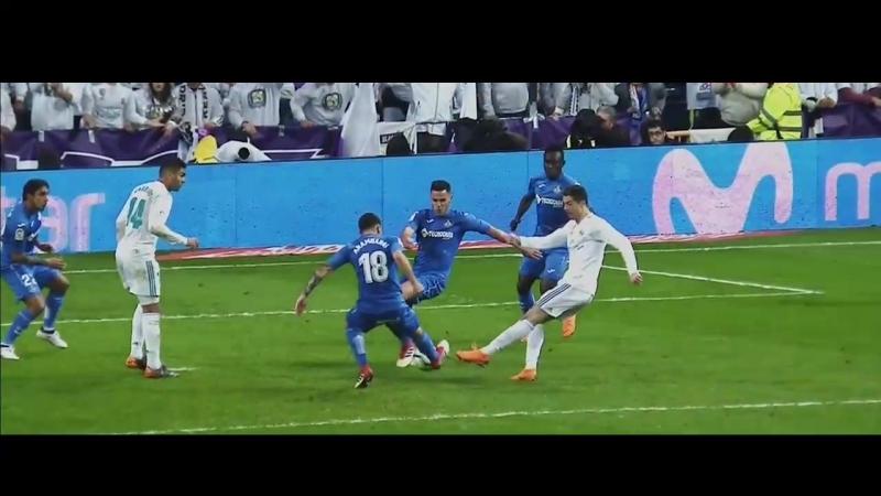 Ronaldo in the mashine!!