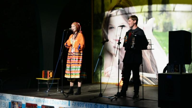 18 августа Власов Владислав и вокалистка Кошеренкова Анна