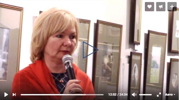 видео круглого стола на бале в Царской башне 11.02.2018