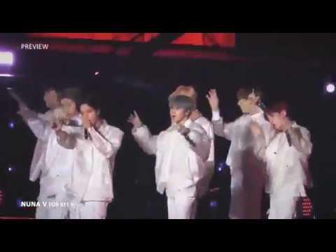 181114 Mic Drop V focus @Tokyo dome Japan day 2 BTS world tour