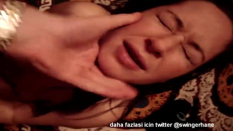 Türk oya dayak yiyor ağzına veriyor hard olmuş