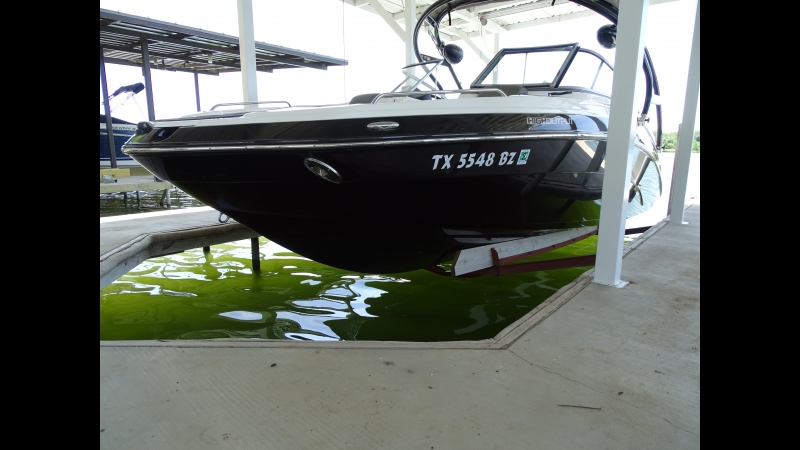 Industrial Epoxy Paint Overspray Removal / Full Gel Coat Restoration / Yamaha 242 Limited Boat
