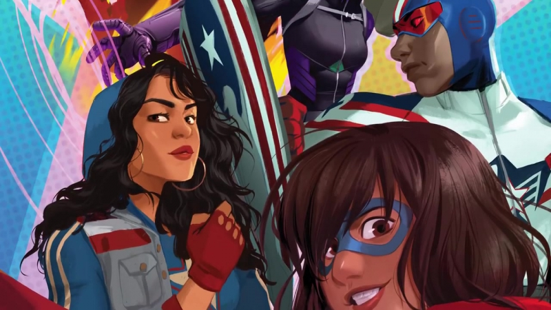 MARVEL RISING BEGINS! _ The Next Generation of Marvel Heroes (EXCLUSIVE)
