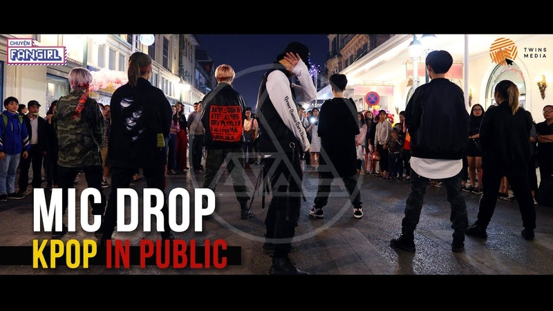 [KPOP IN PUBLIC CHALLENGE] BTS MIC Drop | by Chuyện Fangirl x The A-Code from Vietnam