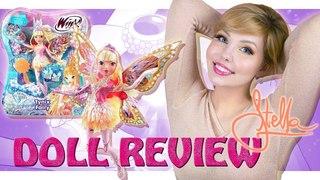 Коллекция Tynix Fairy: обзор куклы Стелла Винкс (Witty Toys) | Stella of Winx Club doll review