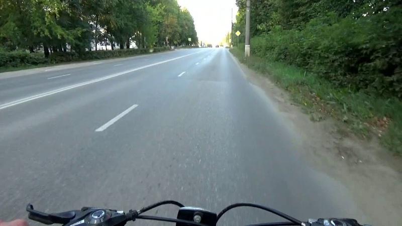 Утренняя вело прогулка по Вязникам