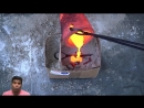 Технология плавки камня храма Рамаппа