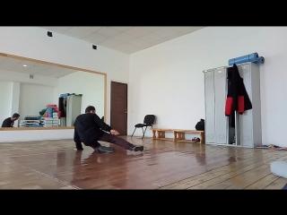 Training bboy gnev beat studio cherkessk