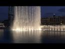 Танцующие фонтаны.Дубай