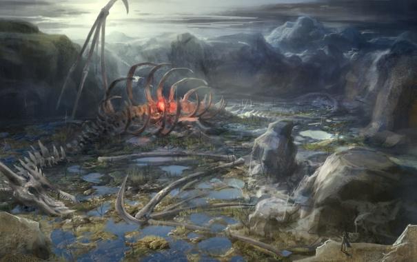 Фанфик пиршество дракона