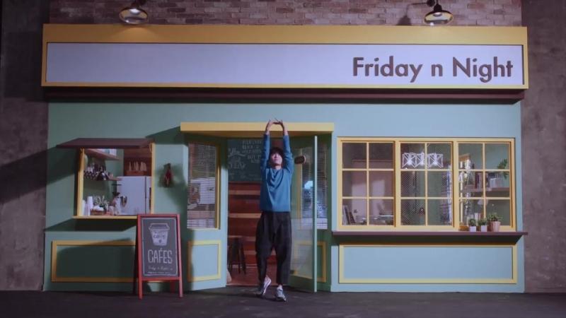 [M_V] JIN LONGGUO(김용국) - Friday n Night